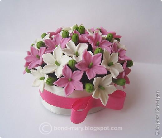 Цветы из холодного фарфора своими руками